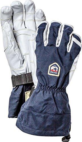 Heli-ski (Hestra Army Leather Heli Ski Ergo Grip - 5 Finger - 7)