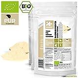 NATURTEIL - BIO BAOBAB FRUCHTPULVER - Vorteilspack 3 x 100G / Superfood in Rohkostqualität, Organic, Raw, Vegan