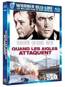 Quand les aigles attaquent [Blu-ray]