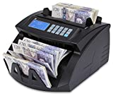 The ZZap NC20+ Banknote Counter & Counterfeit Detector - Counts 1000 banknotes per