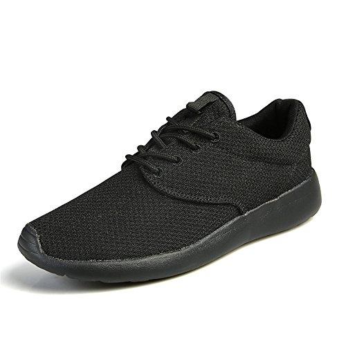 BRKVALIT Herren Damen Laufschuhe Sportschuhe Freizeit Turnschuhe Sneaker Breathable Mesh Leichtgewicht Athletic Schuhe (Mesh Athletic Sneakers)