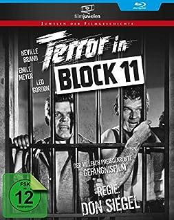 Terror in Block 11 (Riot in Cell Block 11) - Preisgekröntes Gefängnisdrama von 1954 (Filmjuwelen) [Blu-ray]