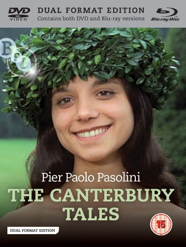 The Canterbury Tales (DVD Blu-ray) [1972] by Pier Paolo Pasolini
