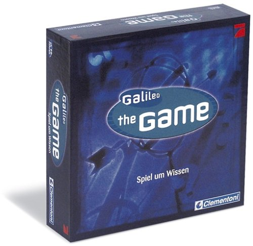 Clementoni 69051 - Galileo the Game
