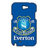 Best Design FC Everton Football Club Phone Case Cover For Samsung Galaxy Note 2 3D Plastic Phone Case