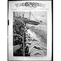 Cabina Generale Di Ritorno dall'India Southampton 1892 Accogliente