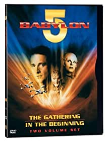 Babylon 5 - The Gathering (Pilot) / In the Beginning - 2 DVD [Import USA Zone 1]