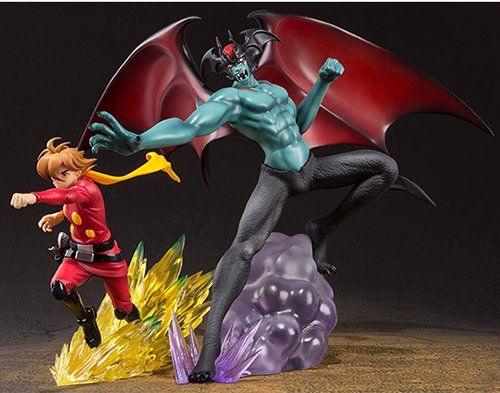 BANDAI FIGUARTS Zero Cyborg 009 VS DEVILMAN