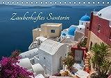 Zauberhaftes Santorin (Tischkalender 2019 DIN A5 quer): Auf der für viele Menschen schönsten Kykladeninsel: Santorin! (Monatskalender, 14 Seiten ) (CALVENDO Orte)