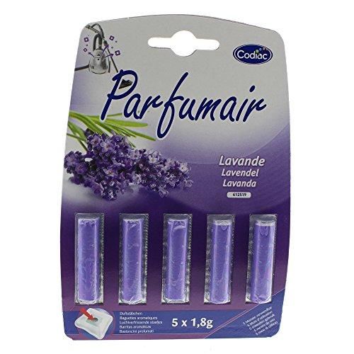 Codiac Parfumair pour Aspirateur Air 8300612519, parfum lavande, numéro original 612519