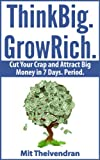 Best Craps Books - Think Big. Grow Rich.: Cut Your Crap Review