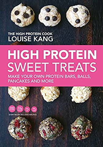High Protein Sweet Treats: Make Your Own Protein Bars, Balls,