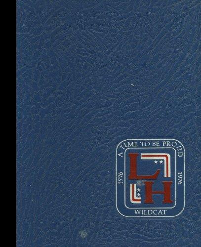 (Reprint) 1976 Yearbook: Lake Highlands High School, Dallas, Texas