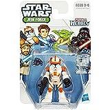 1 X Star Wars Jedi Force Commander Cody (Playskool Heroes) by Playskool