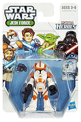 1-x-star-wars-jedi-force-commander-cody-playskool-heroes-by-playskool