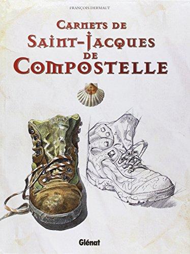 Carnets de Saint-Jacques de Compostelle : Journal de bord d'une renaissance par François Dermaut