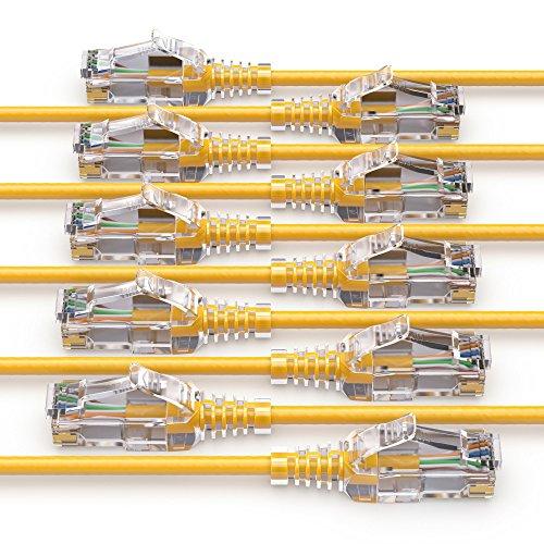 PureLink MC1503-015 Cable de red CAT6 UTP (10/100/1000 Mbit / s), extra delgado ...