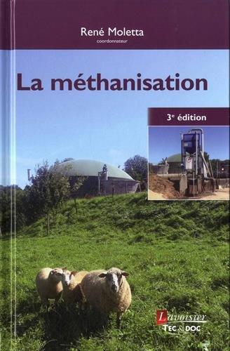 La méthanisation par René Moletta, Collectif