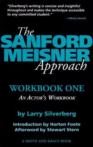 the-sanford-meisner-approach-an-actors-workbook-a-career-development-book