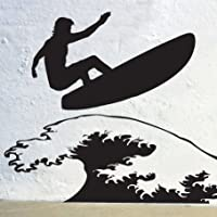 Large Surf Sports Children Car Wall Stickers/Wall