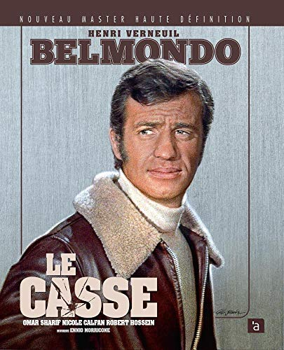 Le casse [Blu-ray] [FR Import]