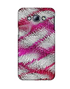 PickPattern Back Cover for Samsung Galaxy A8