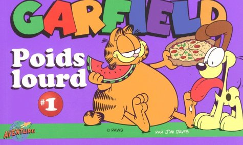 Garfield, tome 1 : Poids lourd