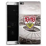 DeinDesign Huawei P8 Max Hülle Case Handyhülle VfB Stuttgart Fanartikel Stadion