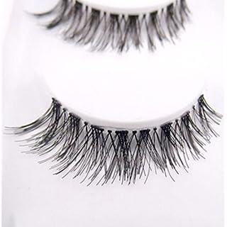 Attractive beauty 5 Pair Crisscross False Eyelashes Lashes