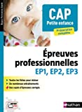 CAP Petite enfance...