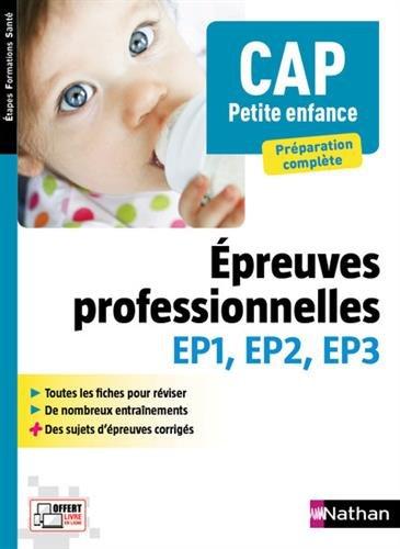 Cap petite enfance (etap forma (Etapes Formations Santé) por Louisa Rebih-Jouhet