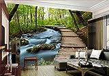Fototapete Vlies Tapete 3D wallpaper Wanddeko Design Moderne Anpassbare Wandbilder Pastorale Wand Landschaft Wall Murals