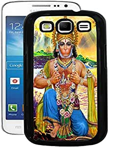 ColourCraft Lord Hanuman Design Back Case Cover for SAMSUNG GALAXY S3 I9300 / I9305