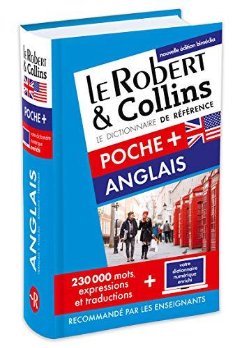 Dictionnaire Le Robert & Collins Poche Plus anglais et sa version numérique à télécharger PC par Collectif
