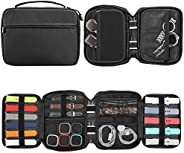 Fintie Watch Bands Storage Bag, Watch Band Organizer Travel Watch Straps Carrying Case Pouch for Watch Bands,