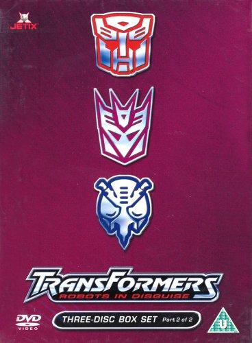 Transformers - Box Set 2.2 [UK Import] (Transformers Dvd Box Set)