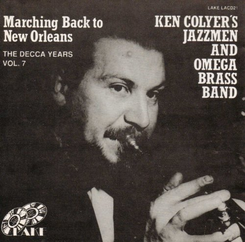 Marching Back To New Orleans:The Decca Years Vol.7 (Omega-band)