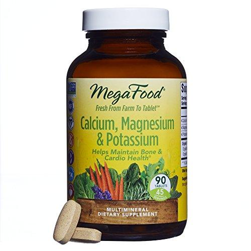 DailyFoods, Calcium, Magnesium & Potassium, 90 Tablets