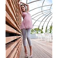 attesa maternità rosa di seta (Linee T-shirt Retrò)