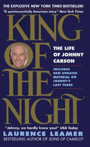 King of the Night: The Life of Johnny Carson (English Edition)