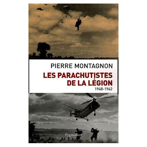 Les parachutistes de la Légion 1948-1962
