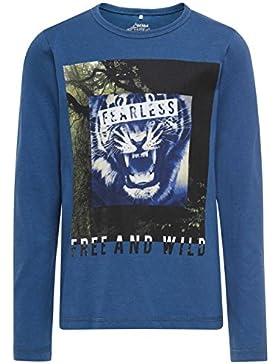 T- Shirt Name It Nitkos Blu