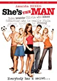 She's the Man [Import USA Zone 1]