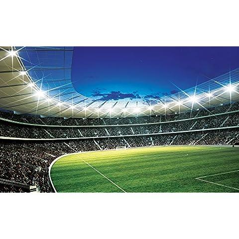 Bolsas de papel pintado papel pintado mural de fútbol el estadio 323VE