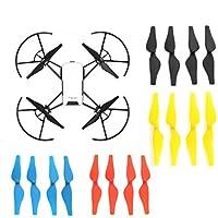 MML 4pcs Quick Release/Lock Propellers CCW CW Props Blades For DJI Tello Mini Drone