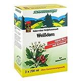 Schoenenberger Weissdorn Saft Heilfplanzensäfte 3X200 ml