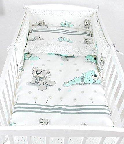 Babylux Kinderbettwasche 2 Tlg 90 X 120 Cm Bettwasche Bettset