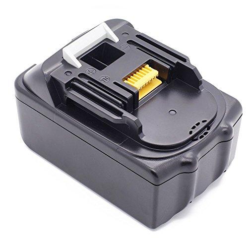 Preisvergleich Produktbild 18V 5,0 Ah Ersetzen Makita Werkzeug Akku BL1850 BL1830 BL1840 632B77-5 196672 8 (100% Neu LG Gute Qualität Zellens)