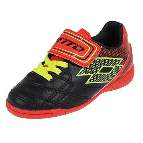 Lotto - Spider jr indoor velcro - Chaussures football en salle indoor
