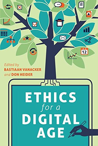 Ethics for a Digital Age (Digital Formations, Band 104)